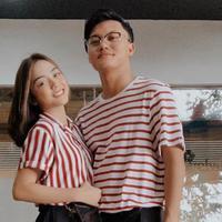 Potret Kenangan Manis Rizky Febian dan Azalia Bianda. (Sumber: Instagram/rizkyfbian)