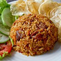 ilustrasi nasi kebuli/copyright Shutterstock