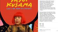 Kabar baik, Museum Macan Jakarta akan menghadirkan karya seni dari Yayoi Kusama pada bulan Mei 2018 mendatang. (Foto: @museummacan)