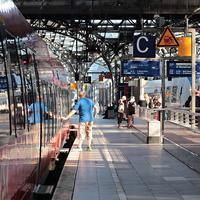 Ilustrasi kereta api. (dok. Pixel2013/Pixabay/Tri Ayu Lutfiani)