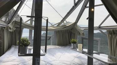 Hotel Gantung Gunung Parang