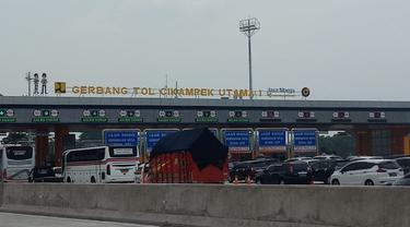 Gerbang Tol Cikampek