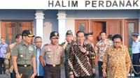 Bertolak ke Banjarmasin, Jokowi Hadiri Festival Anak Saleh (Foto: Biro Pers Kepresidenan)