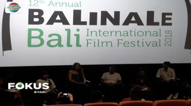 Sutradara Hollywood, Roland Joffe, hadiri Bali International Film Festival di Kuta.