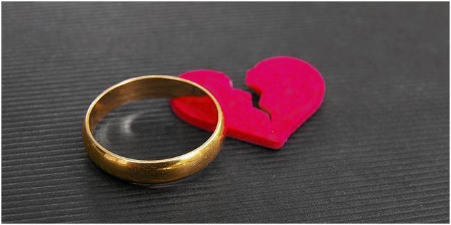 Perceraian harus dihadapi/copyright Shutterstock.com