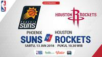 Phoenix Suns Vs Houston Rockets_2 (Bola.com/Adreanus Titus)