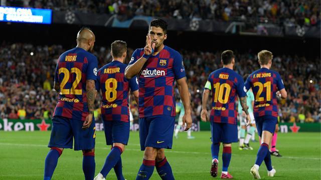 Barcelona Vs Inter Milan