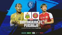Podcast BRI Liga 1 - Bhayangkara FC Vs Persiraja Banda Aceh (Bola.com/Adreanus Titus)