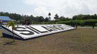 Bandara Silangit,  Tapanuli Utara, Sumatera Utara. (Foto: Zulfi Suhendra/Liputan6.com)