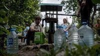 Konflik Panjang, 100 Ribu Bocah Ukraina Timur Terancam Penyakit (AP)