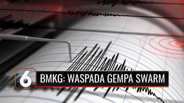 Hingga Minggu (24/10) malam, gempa susulan masih terjadi di Ambarawa, warga memilih berkumpul bersama tidur di luar rumah. BMKG menyatakan gempa yang terus terjadi adalah jenis gempa swarm dan perlu diwaspadai meski bermagnitudo kecil.