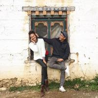 Nadine Chandrawinata bersama Dimas Anggara (Instagram/nadinelist)
