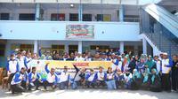 Kegiatan CSR PT Krakatau Industrial Estate Cilegon (KIEC) di YAPMU Randakari.