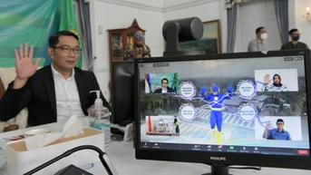 Ridwan Kamil Dorong Penggunaan Pembangkit Listrik Tenaga Surya untuk Industri di Jabar