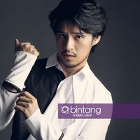 Eksklusif Morgan Oey. (Fotografer: Febio Hernanto, Wardrobe: @maykruii, Stylist: Indah Wulansari, DI : Muhammad Iqbal Nurfajri/Bintang.com)