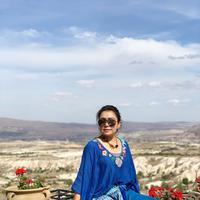 Mayangsari liburan ke Turki (Sumber: Instagram/mayangsaritrihatmodjoreal)