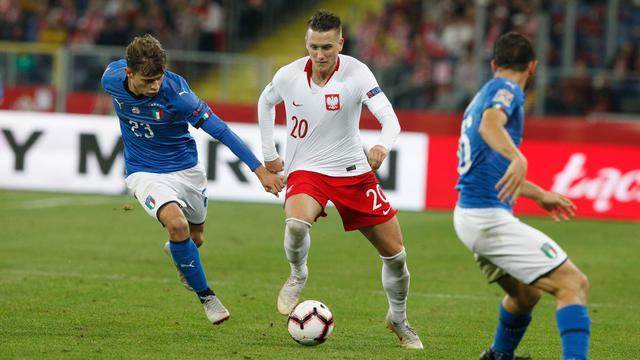 Italia Menang Tipis Atas Polandia di UEFA Nations League