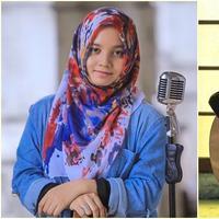 Netter facebook dibuat heboh oleh penyanyi cantik berhijab ini.