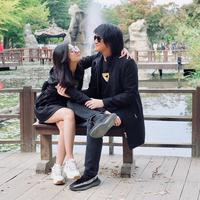 Kevin Aprilio dan Vicy Melanie (Instagram/vicymelanie)