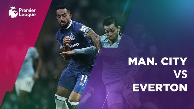 Berita video statistik Manchester City vs Everton pada laa pekan ke-17 Premier League 2018-2019.