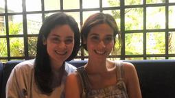 Keduanya sering terlibat proyek film bersama dimana Marsha menjadi pemeran utama dan Sheila menjadi produsernya. Salah satunya adalah film terbaru yang diproduseri oleh Sheila yaitu Wiro Sableng pada tahun 2018 lalu. (Liputan6.com/IG/@lalatimothy)