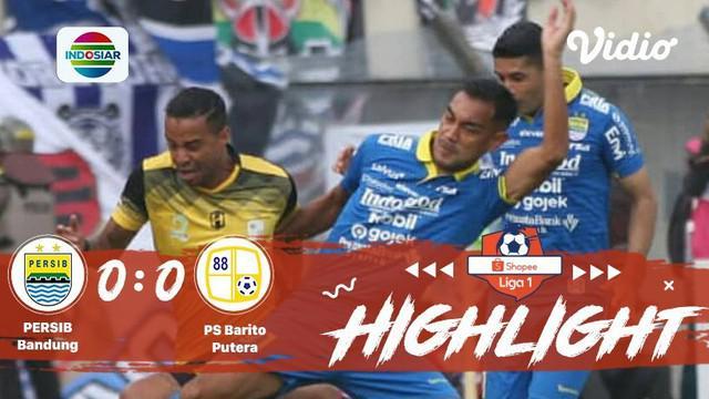 Babak Penyisihan #ShopeeLiga1 yang mempertemukan #Persib Bandung vs #Barito Putera pada hari Minggu sore (24/11/2019) berakhir den...