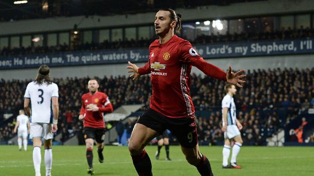 Manchester United, Zlatan Ibrahimovic