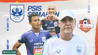 PSIS Semarang - Ilustrasi PSIS Semarang di Liga 1 (Bola.com/Adreanus Titus)
