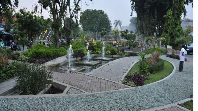 Taman Teratai Surabaya (Istimewa)