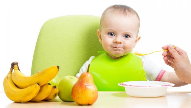 8 Makanan Bayi 6 Bulan Yang Baik Bagi Kesehatan Dan Mudah Dibuat Hot Liputan6 Com