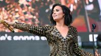 Pengakuan mengejutkan dari tetangga mengenai Demi Lovato sebelum overdosis (RICH FURY/INVISION/AP)