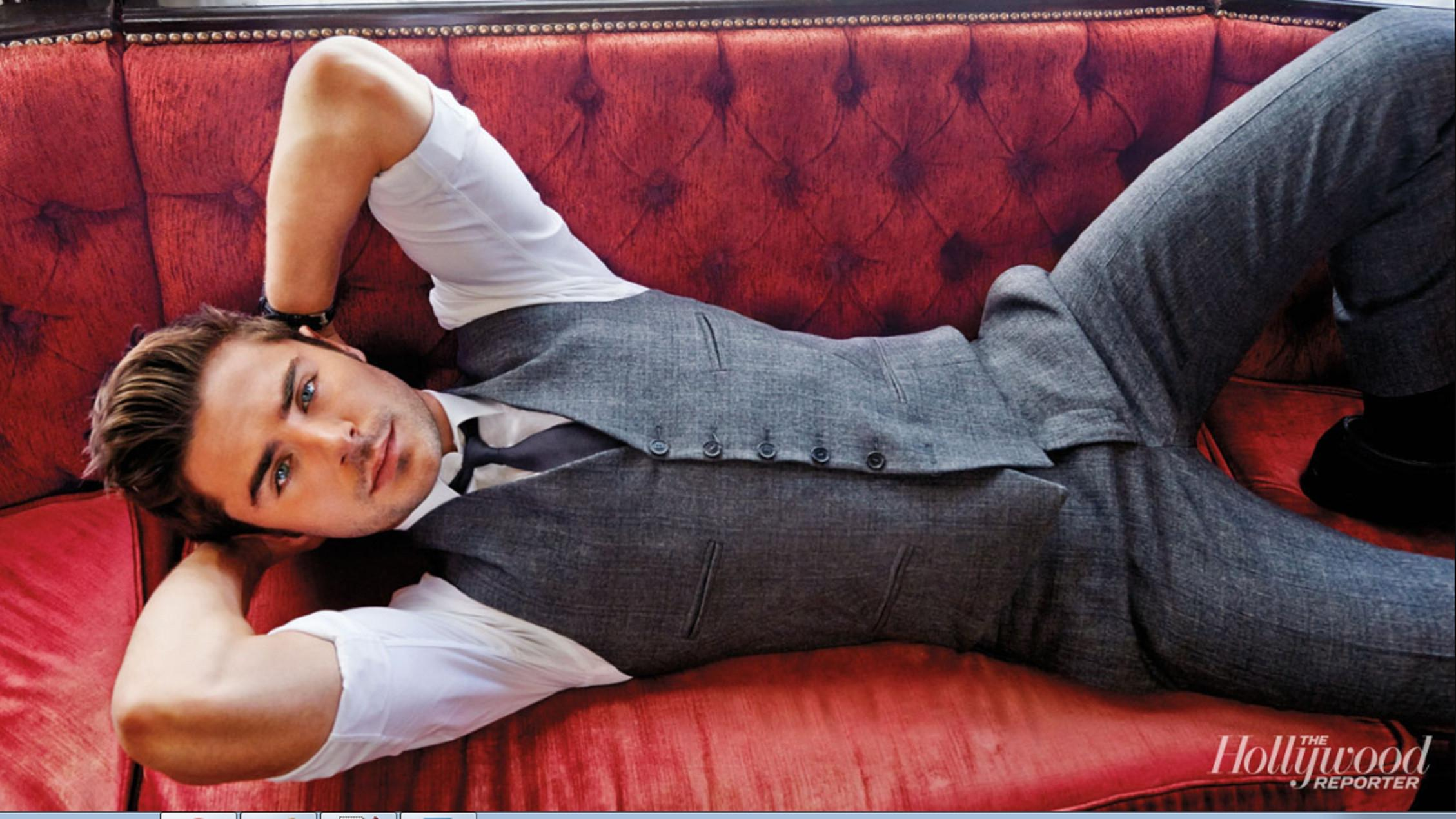 Zac Efron (The Hollywood Reporter)