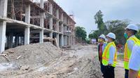 Proyek rusunawa untuk Masyarakat Berpenghasilan Rendah (MBR) di Jawa Timur. (dok: PUPR)