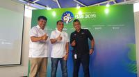 Indonesia U-20 All Stars bakal menghadapi Inter Milan, Arsenal, dan Real Madrid. (Bola.com/Zulfirdaus Harahap)