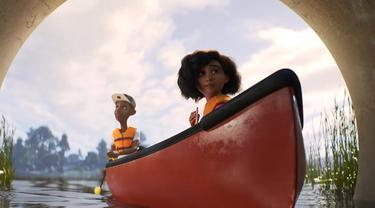 Cuplikan Film Loop (Tangkapan Layar Youtube Pixar)