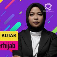 Tantri KOTAK sempat takut  menjadi pengaruh akibat gunakan hijab.