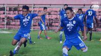 Persib Bandung sedang menggelar pemusatan latihan (TC) di Jepara. (twitter.com/persib).
