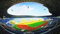 Stadion Gelora Bandung Lautan Api atau Stadion Gedebage. (Istimewa)