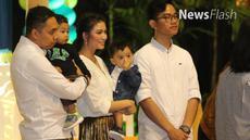 Syukuran Ulang Tahun Cucu Jokowi, digelar syukuran di Graha Sabha Buana, Solo