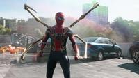 Spider-Man: No Way Home. (tangkapan layar YouTube/  Marvel Entertainment)