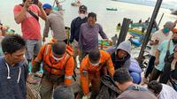 Nelayan Tarakan Kaltara yang hilang ditemukan sudah tewas. Foto istimewa