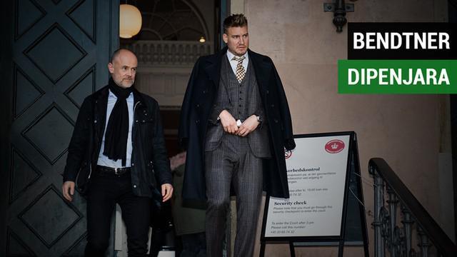 Berita video eks striker Arsenal, Nicklas Bendtner, akan dipenjara selama 50 hari setelah kasusnya memukul dan menendang sopir taksi di Kota Copenhagen, Denmark.