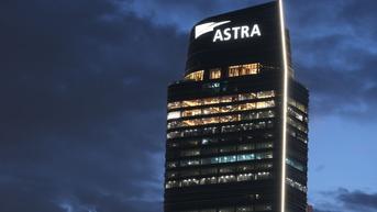 Astra International Catat Laba Bersih Rp 14,97 Triliun hingga September 2021
