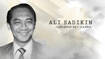 Polemik Penamaan Jalan Jakarta, Ketua DPRD DKI Singgung Kejelasan Usulan Nama Ali Sadikin