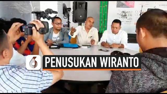 52 orang pengacara akan mendampingi nyonya IPDN istri mantan Dandim Kendari dalam proses hukum kasus postingan bernada negatif di sosial media mengenai peristiwa penusukan Wiranto.