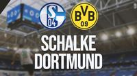 Bundesliga - Schalke Vs Borussia Dortmund (Bola.com/Adreanus Titus)