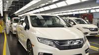 Model Baru Honda Odyssey Mulai Diproduksi, Dijual Juni 2017 (Foto:Indianautosblog)