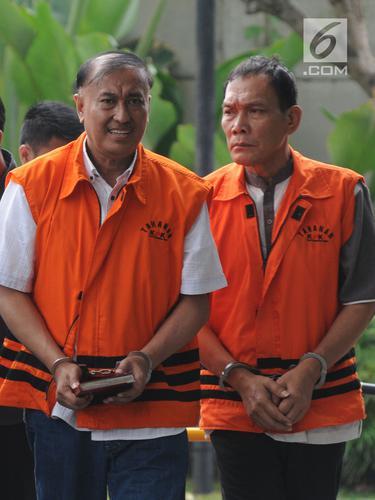 KPK Kembali Periksa Markus Nari dan Hakim PN Balikpapan
