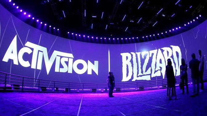 Activision Blizzard, perusahaan gim dengan pendapatan paling banyak untuk saat ini. Sumber: Charlie INTEL