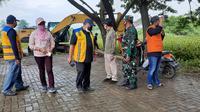 Balai Besar Wilayah Sungai Pompengan dan Jeneberang turun tangan atasi banjir di Makassar (Liputan6.com/Makassar )